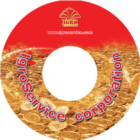 тиражирование мини cd