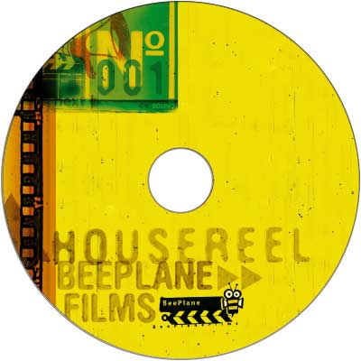 Housereel beeplane films тиражирование cd
