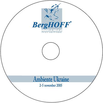 Компания BergHOFF Worldwide. Тиражирование DVD, копирование CD. Тиражирование дисков, Киев