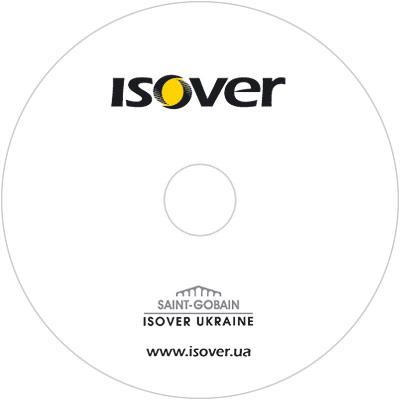 Сан-Гобен Изовер в Украине - всемирноизвестная марка высококачественных материалов для тепло- и звукоизоляции. Тиражирование DVD, копирование CD. Тиражирование дисков, Киев
