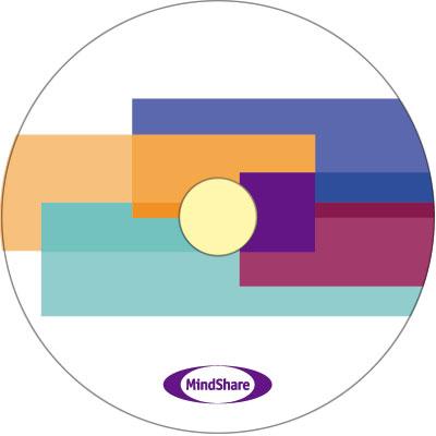 MindShare тиражирование CD дисков