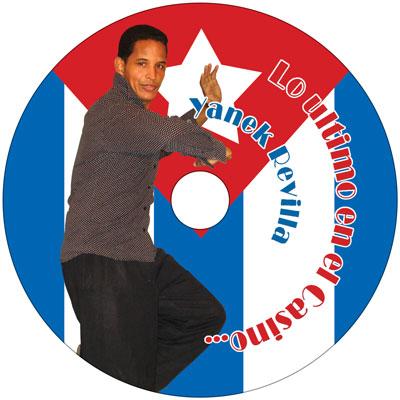 тиражирование CD дисков с мастер классами по сальсе